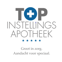 TOP Apotheek logo